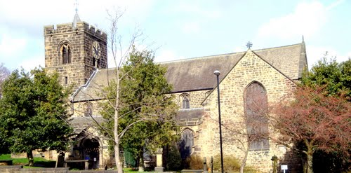 Otley Parish Church